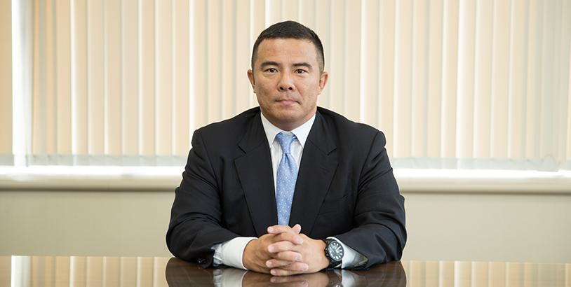 代表取締役 社長 鳥居俊彦